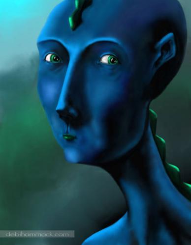 Hammack alien