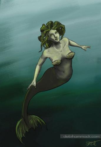 Hammack mermaid