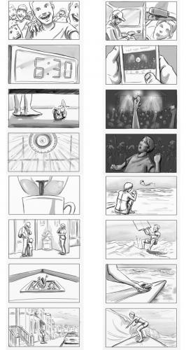 Looxcie Storyboard-1