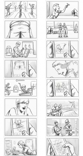 Looxcie Storyboard-2