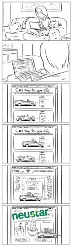 Neustar storyboards