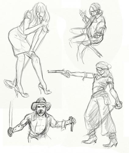 sketch hammack 7